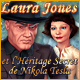 Laura Jones et l'Héritage Secret de Nikola Tesla
