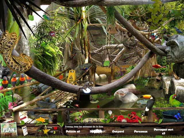 Vidéo de Le Zoo de Zulu
