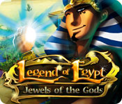Feature Jeu D'écran Legend of Egypt: Jewels of the Gods
