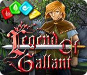 Feature Jeu D'écran Legend of Gallant