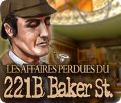 Les Affaires Perdues du 221B Baker St.
