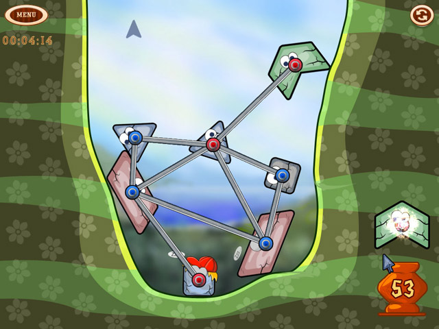 Capture D'écran Du Jeu 2 Les Cailloux