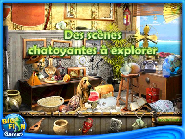 Capture d'écran de Les Trésors de l'Ile Mystérieuse