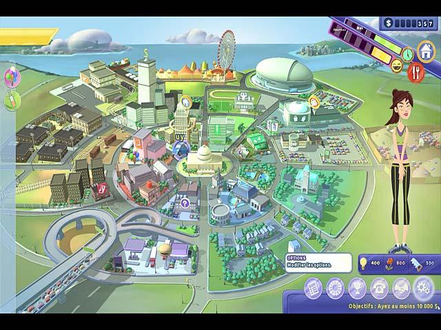 Capture D'écran Du Jeu 1 Life Quest® 2: Métropoville