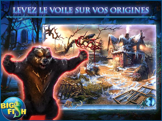 Capture d'écran de Living Legends: La Colère de la Bête Edition Collector