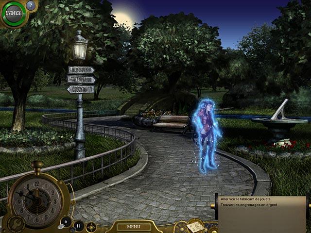 Capture D'écran Du Jeu 2 Lost in Time: The Clockwork Tower