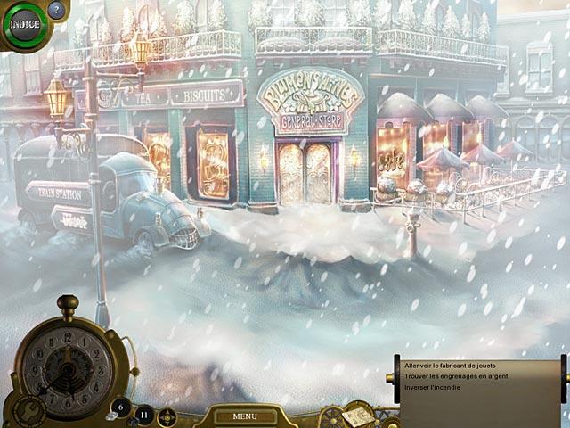 Capture D'écran Du Jeu 3 Lost in Time: The Clockwork Tower