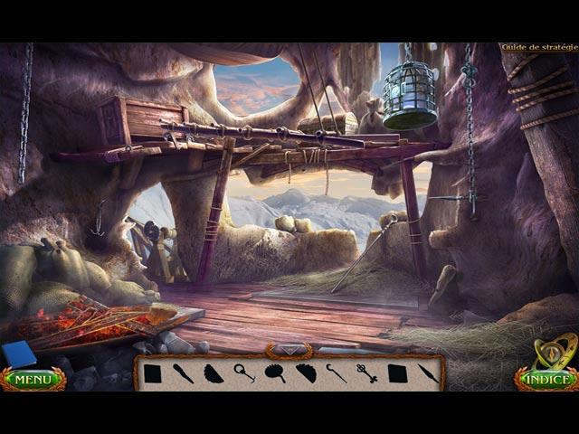 Capture D'écran Du Jeu 1 Lost Lands: Terres Gelées Édition Collector