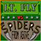 Lt. Fly vs. the Spiders from Above
