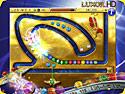 1. Luxor HD jeu capture d'écran