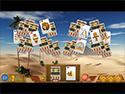 1. Luxor Solitaire jeu capture d'écran