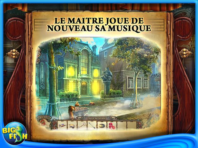 Capture d'écran de Maestro: La Symphonie du Néant Edition Collector