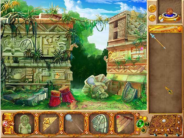Capture D'écran Du Jeu 1 Magic Encyclopedia