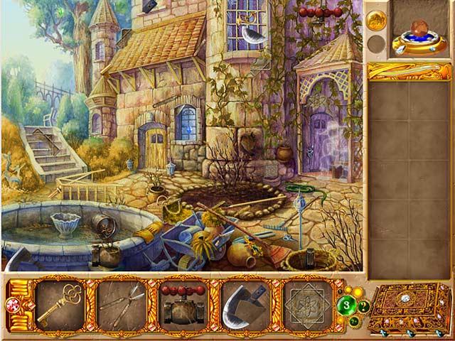 Capture D'écran Du Jeu 3 Magic Encyclopedia