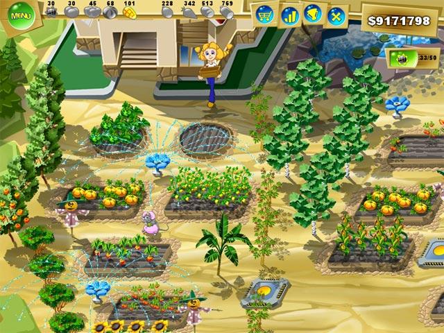 Capture D'écran Du Jeu 1 Magic Seeds