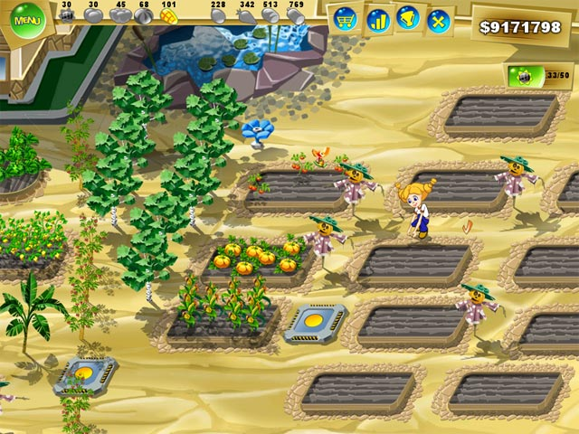 Capture D'écran Du Jeu 2 Magic Seeds