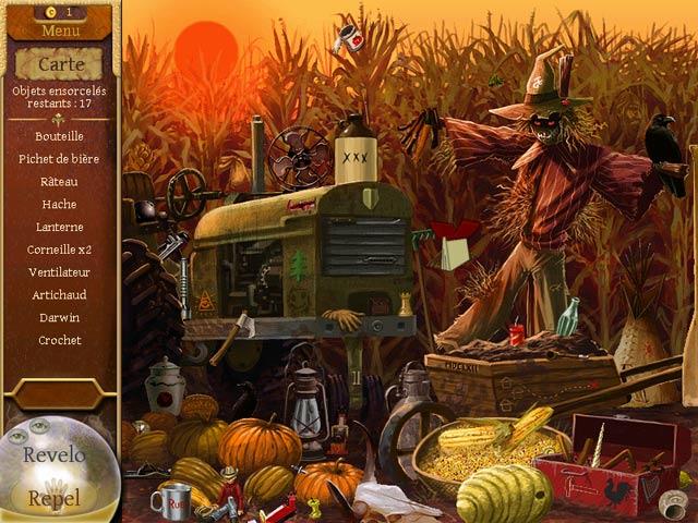 Capture D'écran Du Jeu 1 The Magicians Handbook: Cursed Valley