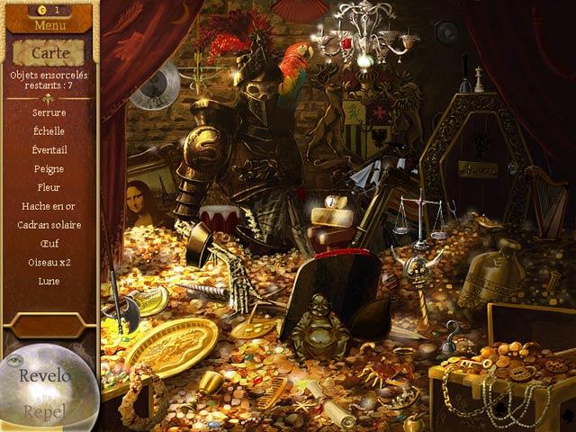 Capture D'écran Du Jeu 3 The Magicians Handbook: Cursed Valley