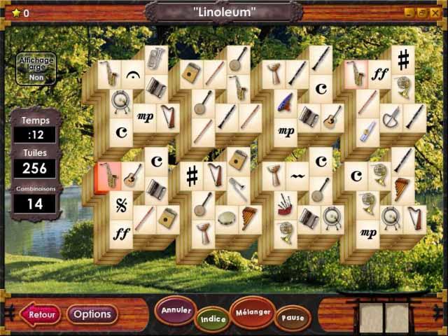 Capture D'écran Du Jeu 2 Mahjong Towers Eternity