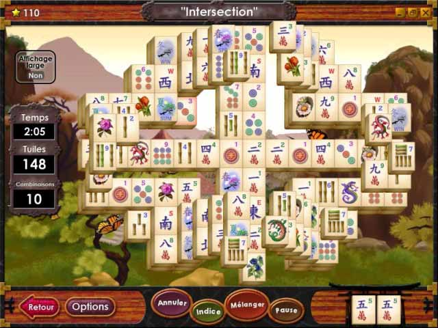 Capture D'écran Du Jeu 3 Mahjong Towers Eternity