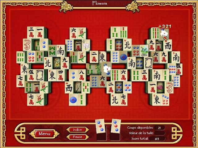 Capture D'écran Du Jeu 2 Mahjong World