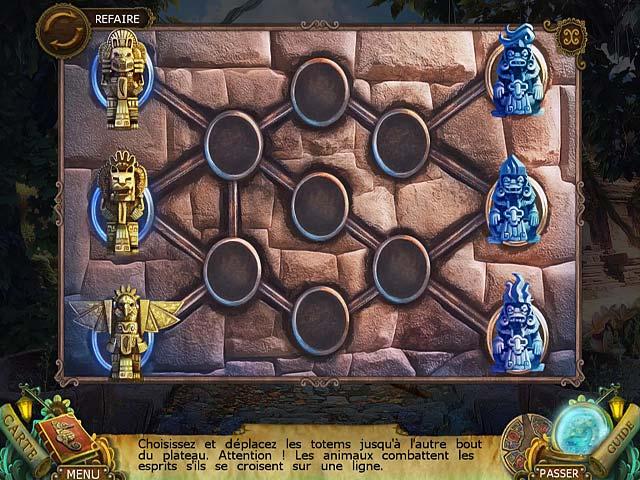 Capture D'écran Du Jeu 2 Mayan Prophecies: La Malédiction Edition Collector