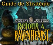 Feature Jeu D'écran Mystery Case Files: Retour à Ravenhearst - Guide de Stratégie