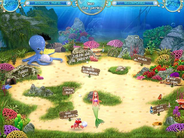 Mermaid Adventures - La Perle Magique [FR] [Multi]