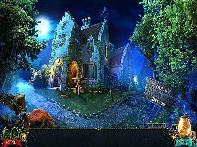 Capture D'écran Du Jeu 1 Midnight Mysteries: Ecrivains de l'Ombre Edition Collector