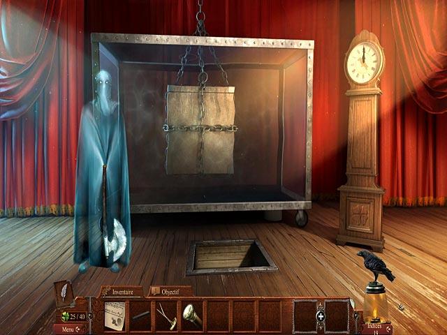 Vidéo de Midnight Mysteries: Haunted Houdini