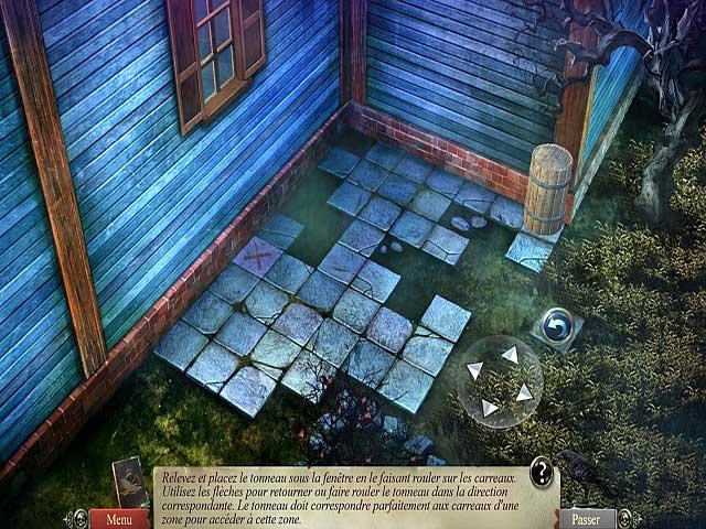 Capture D'écran Du Jeu 3 Midnight Mysteries: Les Sorcières d'Abraham