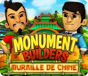 Feature Jeu D'écran Monument Builders: Muraille de Chine