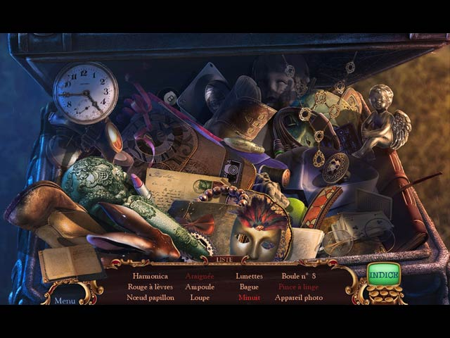 Mystery Case Files: Heure Funeste img