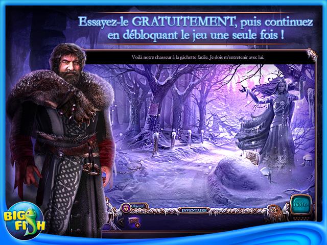 Capture d'écran de Mystery Case Files: Dire Grove, Forêt Sacrée Edition Collector