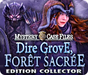 Mystery Case Files: Dire Grove, Forêt Sacrée Edition Collector