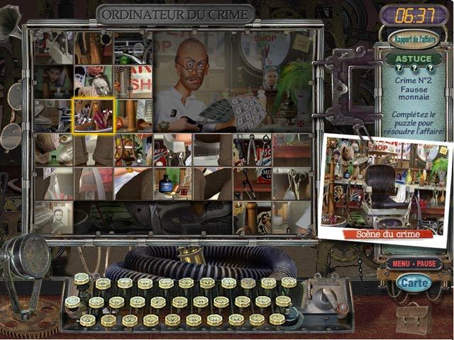 Capture D'écran Du Jeu 2 Mystery Case Files: Huntsville