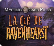 Mystery Case Files: La Clé de Ravenhearst – Solution