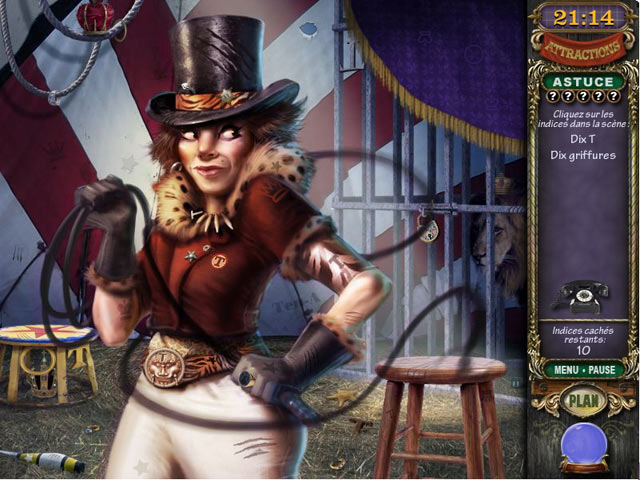 Vidéo de Mystery Case Files: Madame Fate ™
