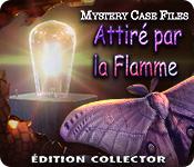 Feature Jeu D'écran Mystery Case Files: Attiré par la Flamme Édition Collector
