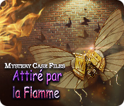 Feature Jeu D'écran Mystery Case Files: Attiré par la Flamme