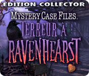 Mystery Case Files®: Terreur à Ravenhearst™ Edition Collector