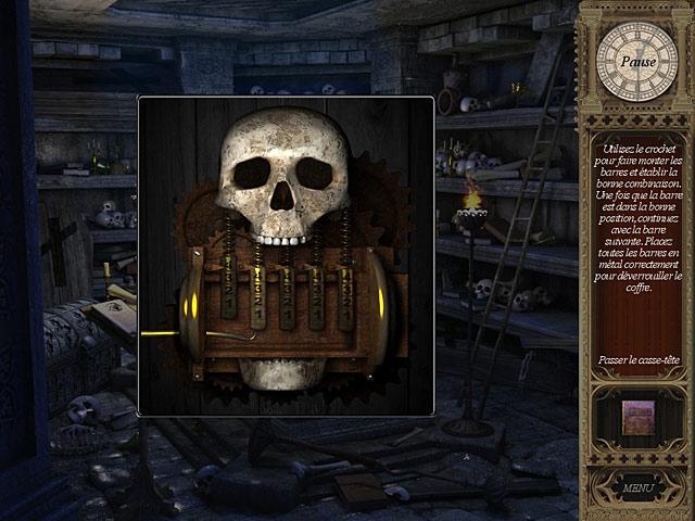 Capture D'écran Du Jeu 2 Mystery Chronicles: Meurtre Entre Amis