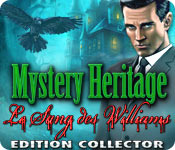 Mystery Heritage: Le Sang des Williams Edition Col