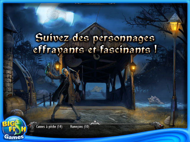 Capture d'écran de Mystery Legends: Sleepy Hollow