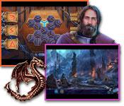 Mystery of the Ancients: La Dague Noire Édition Co
