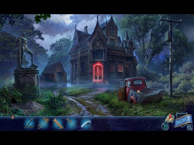 Mystery of the Ancients: La Dague Noire img