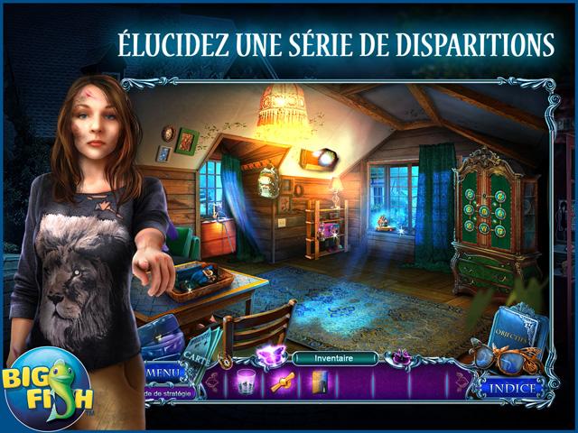 Capture d'écran de Mystery Tales: Dans ses Yeux Édition Collector