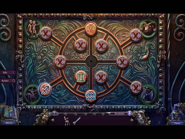 Capture D'écran Du Jeu 3 Mystery Trackers: Souvenirs de Shadowfield