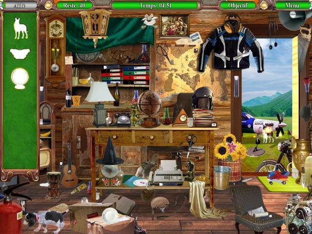 Capture D'écran Du Jeu 1 Mysteryville