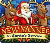 Feature Jeu D'écran New Yankee in Santa's Service